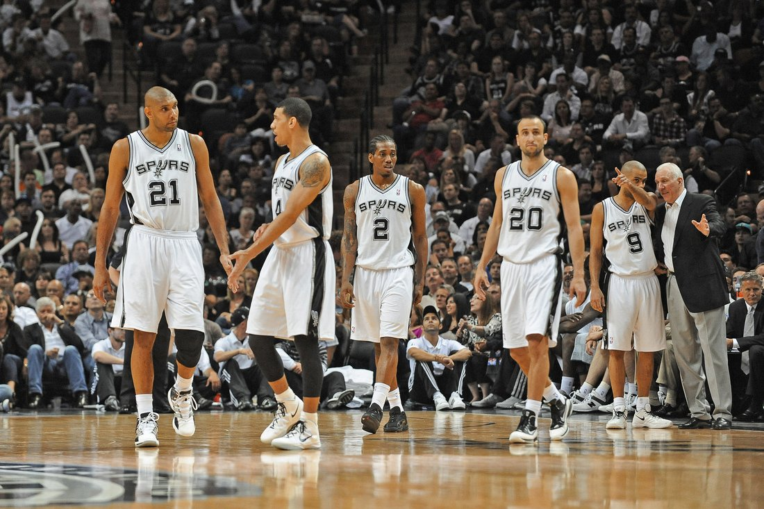 Los Angeles Clippers v San Antonio Spurs - Game One