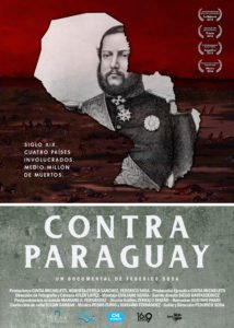 Contra-Paraguay-Poster